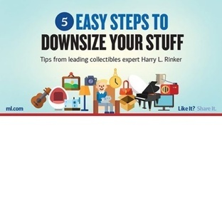 5 Easy Steps to Downsize Your Stuff