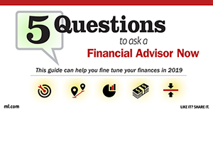 5 Questions to Ask Your Financial Advisor in 2019