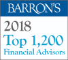 Barron's 2018 Top 1,200 Financial Advisors