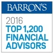 Barron's 2016 America's Top 1,200 Financial Advisors